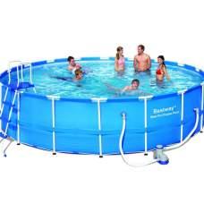Bestway 56462, каркасний басейн 549 x 122 см Steel Pro Frame Pool