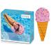 Intex 58757, надувний пліт Ріжок морозива