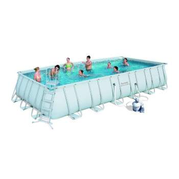 Bestway 56257, каркасный бассейн 671 x 396 x 132 см Steel Pro Frame Pool