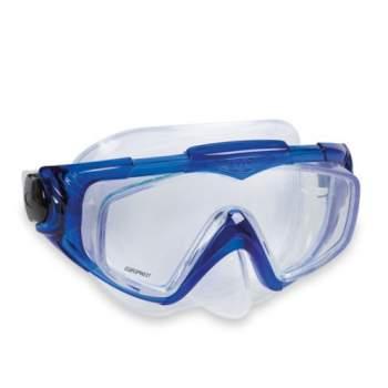 Intex 55981-blue, маска для плавання, для дорослих. Блакитний
