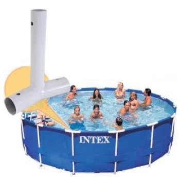 Intex 10863, Трійник для каркасних басейнів Intex 28262, D-732