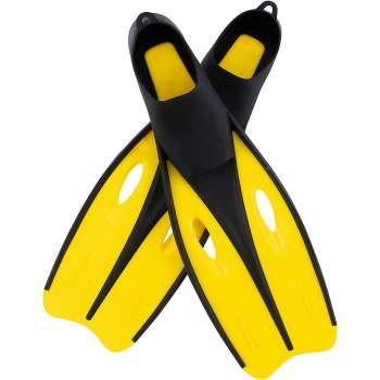 Bestway 27023-yellow, ласты для плавания, желтые, 40-42р