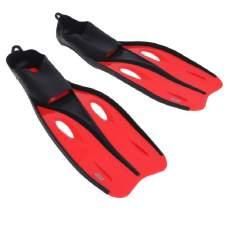 Bestway 27023-red, ласты для плавания, красные, 40-42р