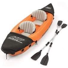 Bestway 65077, Надувний човен-байдарка LITE-RAPID X2 KAYAK, двомісна