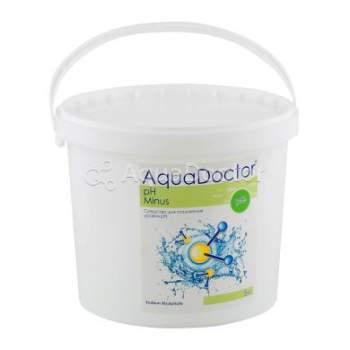 AquaDoctor PHM-1, pH Minus. Гранули, 1кг