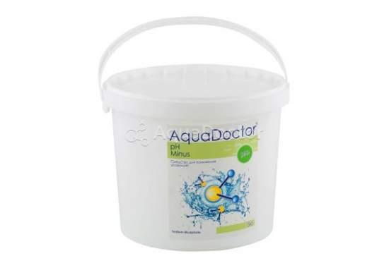 AquaDoctor PHM-1, pH Minus. Гранулы, 1кг
