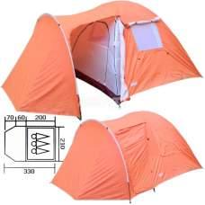 Coleman 1504-сoleman, палатка 3-х местная
