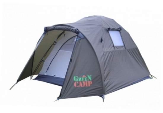 Green Camp 3006-green-camp, палатка 2-х местная