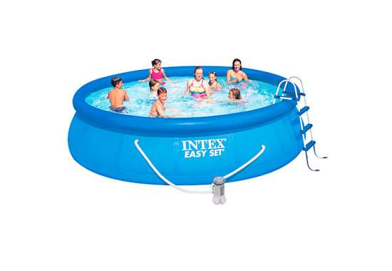 Intex 28166, надувний басейн Easy Set