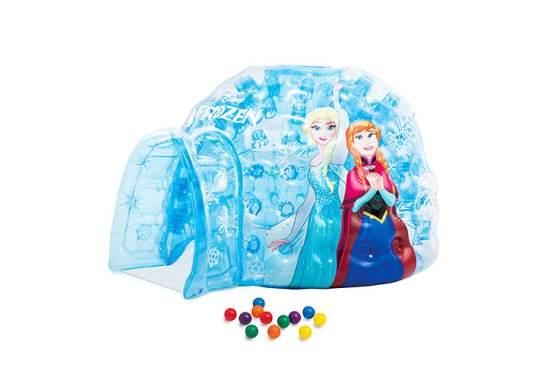 Intex 48670, детский игровой центр Иглу Холодное сердце