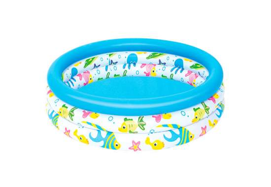 Bestway 51008, надувний дитячий басейн