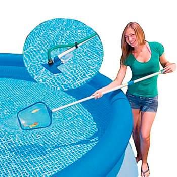 Intex 28002, набор для очистки дна и верхнего слоя воды