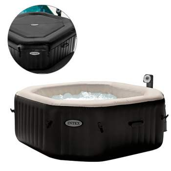 Intex 28456, джакузі PureSpa Jet and Bubble Massage