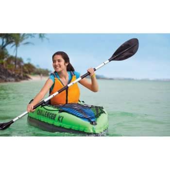 Intex 68305, надувная лодка-байдарка CHALLENGER K1 KAYAK