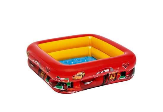 Intex 57101, надувний дитячий басейн Тачки