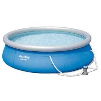 Bestway 57321, надувний басейн Fast Set