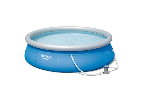 Bestway 57321, надувной бассейн Fast Set