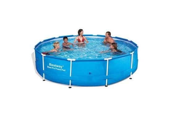 Bestway 56415, каркасный бассейн 366 x 76 см Steel Pro Frame Pool