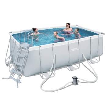 Bestway 56456, каркасний басейн 412 x 201 x 122 см Ultra Frame Rectangular