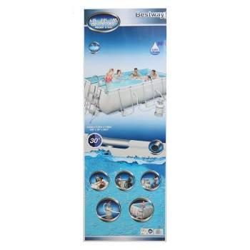 Bestway 56442, каркасний басейн 404 x 201 x 100 см Ultra Frame Rectangular