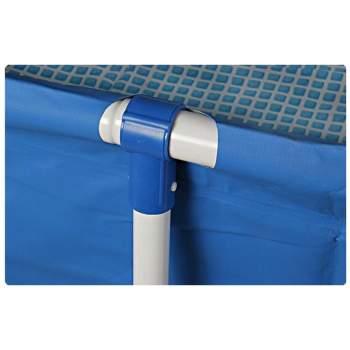 Intex 28270, каркасний басейн 220 x 150 x 60 см Rectangular Frame Pool
