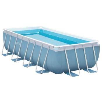 Intex 28316, каркасный бассейн 400 x 200 x 100 см Prism Frame Pool