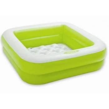 "Intex 57100, надувний дитячий басейн "" Зелений"""