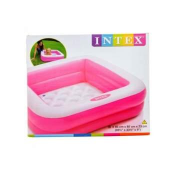 "Intex 57100-R, надувний дитячий басейн "" Рожевий"""