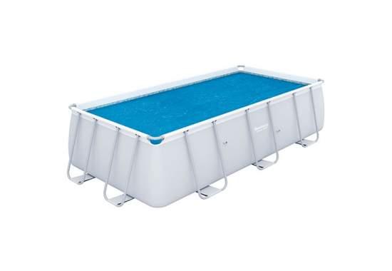 Bestway 58240, тент для бассейна с эффектом антиохлаждение