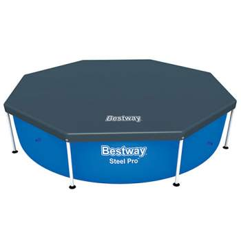 Bestway 58301, тент для каркасного бассейна Д244 см