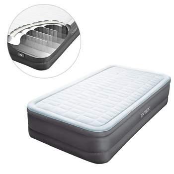 Intex 64486, надувне ліжко 203 x 152 x 46 см