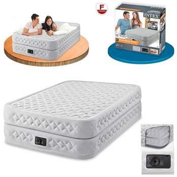 Intex 64464, надувне ліжко 203 x 152 x 51 см