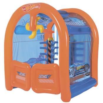 Bestway 93406, дитячий ігровий центр Автомийка Hot Wheels