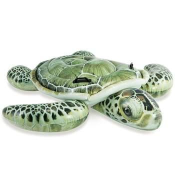 Intex 57555, надувний пліт Морська Черепаха