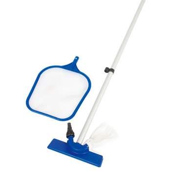 Bestway 58098, набор для очистки дна и верхнего слоя воды