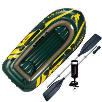 Intex 68380, надувная лодка SEAHAWK-300