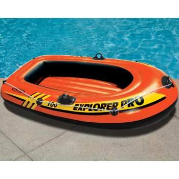 Intex 58355, надувная лодка EXPLORER PRO 100