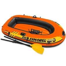 Intex 58357, надувная лодка EXPLORER PRO 200 Set
