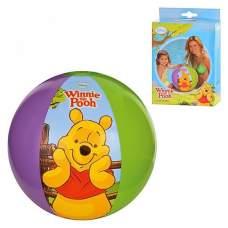 Intex 58025, надувной мяч Винни Пух, 51см