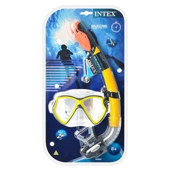 Intex 55960, набір для плавання, маска і трубка, від 8 років