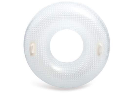 Intex 56264, надувной круг Кристалл, 114см