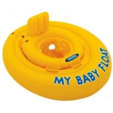 Intex 56585, надувной плотик Мой Детский поплавок