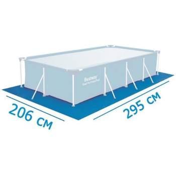 Bestway 58100, підстилка для басейнів, 70 г / м2, 206х295см
