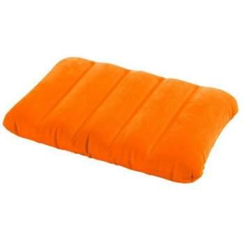 Intex 68676-O, надувная подушка, оранжевая