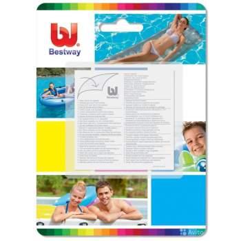 Bestway 62068, ремкомплект для надувних виробів з ПВХ