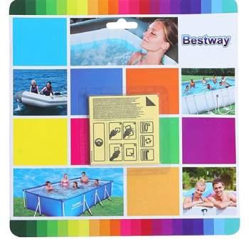 Bestway 62091, ремкомплект для надувних виробів з ПВХ