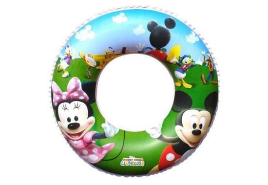 Bestway 91004, надувной круг Микки Маус