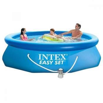 Intex 28122, надувний басейн Easy Set