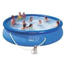 Intex 28132, надувний басейн Easy Set