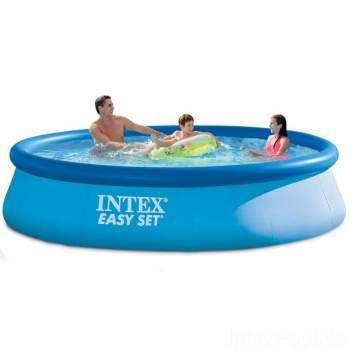 Intex 28143, надувний басейн Easy Set